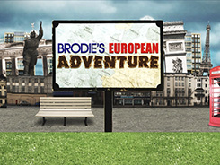 Brodie Brazil&#8217;s Adventure