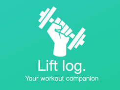 Lift Log Mobile app